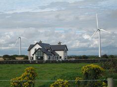 Green farmland, green energy  www.whitefence.com