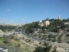 File:View of Mount Zion from the Mount Zion Hotel IMG 1578.JPG