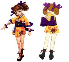 Shadow Hearts 2 dating outfit