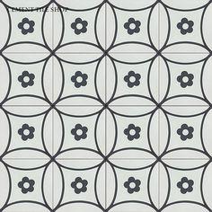 Cement Tile Shop - Encaustic Cement Tile Chloe