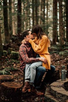 27 Fall Engagement Photos That Are Simply Cutest - 27 Engagement Photos . - 27 Fall Engagement Photos That Are Simply Cutest – 27 Fall Engagement Photos That Are Simply The - Fall Engagement Shoots, Engagement Photo Outfits, Engagement Photo Inspiration, Engagement Couple, Engagement Session, Engagements, Outdoor Engagement Photos, Country Engagement, Beach Engagement