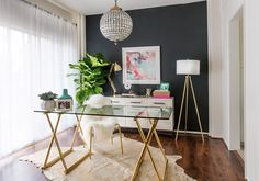 Inside the Offices of Some Seriously Amazing Women, Laurel & Wolf,