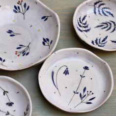 Dear friends, this Thursday we will hold a master class on the painting of ceramics in Provenc. Pottery Plates, Ceramic Pottery, Pottery Art, Pottery Painting, Ceramic Painting, French Coffee Shop, Keramik Design, Ceramic Clay, Diy Clay