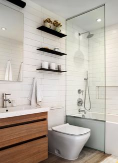 simple & chic bathroom