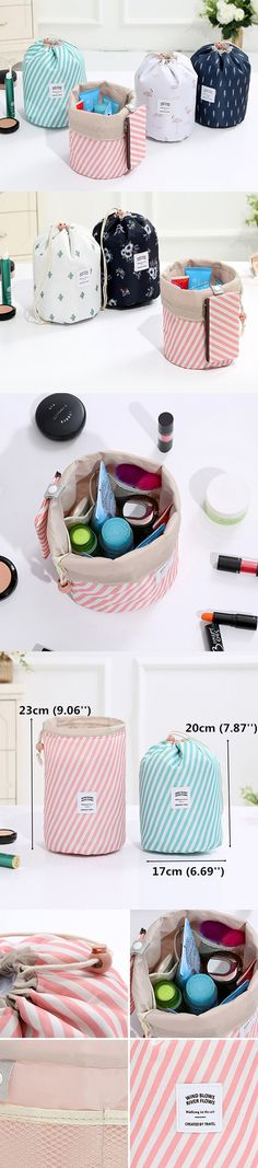 8a5d4bdc84e Woman Print Cosmetic Storage Kit Toiletry Kit Bathroom Amenities Travel  Storage Bag is hot sale at NewChic