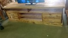 Custom made TV stands made from reclaimed Oregon wood & affordable   Devils Peak   Gumtree Classifieds South Africa   224320654