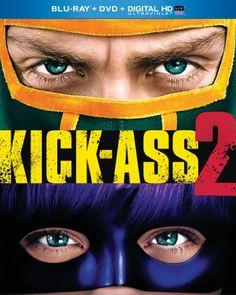 $3.99 - Kick-Ass 2 Blu-ray  DVD  Digital HD UltraViolet