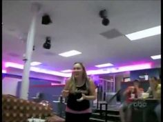 Woman Smashes Bowling Ball Through Ceiling