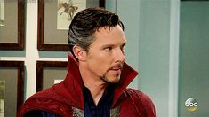 Cumberbatch Lives | Jimmy Kimmel Hires Dr. Strange for a Birthday...