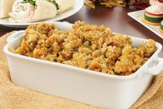 Onion, Chopped Bread and Celery Stuffing