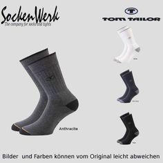 Tom Tailor Sportsocken 2er - Pack Damen & Herren Unisex versch.Farben und Größen