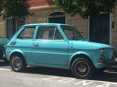 Fiat 126 - Lavagna, Italie