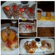 Lemon Ricotta Pancakes, French Toast, Chicken and Waffles,  Cheesesteak Rolls, Chicken Parmesan Rolls- Catelli Duo Brunch  Voorhees  NJ