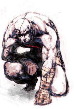 Street Fighter 2, Sagat