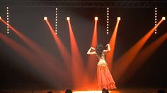 Aïcha tabla solo, my wonderful belly dance teacher in Belgium