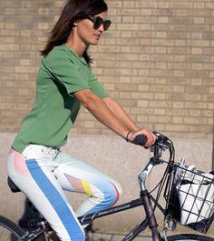 Hanneli, green sunglasses ♥