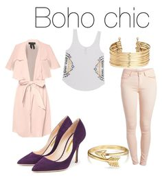 """""""boho chic"""" by carole-weis on Polyvore"""