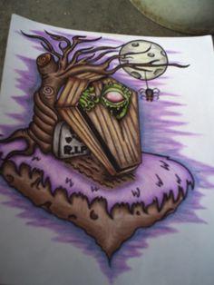 Zombie fluctuetur insula
