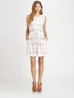 Sierra Print Dress | elfsacks