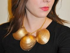 Real Sea Shell Jewelry Tutorials - The Beading Gem's Journal