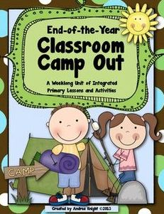 Creating Readers and Writers: Let's Go Camping!