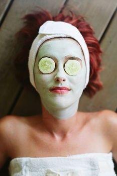 DIY facials & hair treatment