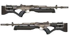 Assault Rifle - Characters & Art - Killzone 2