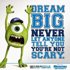 monsters university quotes monsters university quotes monsters ...
