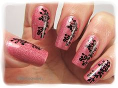 Nail Art by Belegwen #nail #nails #nailsart