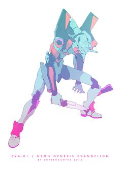An entry from ✚✚✚ Neon Genesis Evangelion, The End Of Evangelion, Character Concept, Concept Art, Character Design, Ghibli, Mecha Anime, Kawaii, Anime Comics