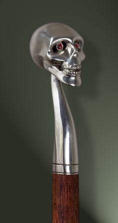 Skull Walking Stick Sword http://skullappreciationsociety.com/skull-walking-stick-sword/ via @Skull_Society