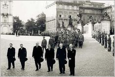 Members of the Czech government were forced to attend Heydrichs funeral Division, Munich Agreement, German People, Catholic Priest, The Third Reich, Someone Like You, World War Two, Czech Republic, Prague