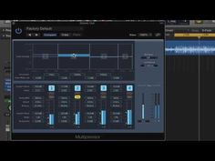 How to Master a Track in Logic Pro X - Music Production Lesson | Mastering using Stock Plugins - YouTube