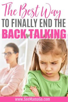 Tired of the sassy mouth and yelling? You can get your kids to stop talking back with these simple and practical parenting tips to end back talking once and for all. Tips you need for a more peaceful home and less fighting and yelling with your children. Behavior Chart Toddler, Home Behavior Charts, Toddler Discipline, Behaviour Chart, Positive Discipline, Kids Behavior, Child Behaviour, Practical Parenting, Gentle Parenting