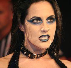 Shannon Spruill aka Daffney, professional wrestler