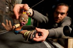 stop motion clay behind the scenes Stop Motion, Clay Animation, Puppet Tutorial, Plasticine, La Formation, Funny Photography, Kids Tv, Master Class, Puppets