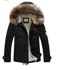 Thick Winter Jacket Men Coat Winter Mens Jackets And Coats Parka Manteau Homme Hiver Abrigos Hombres Invierno Hot Sale Hooded Parka, Parka Coat, Parka Men, Fur Collar Jacket, Jacket Men, Winter Trench Coat, Winter Coats, Foto Blog, Sport Chic