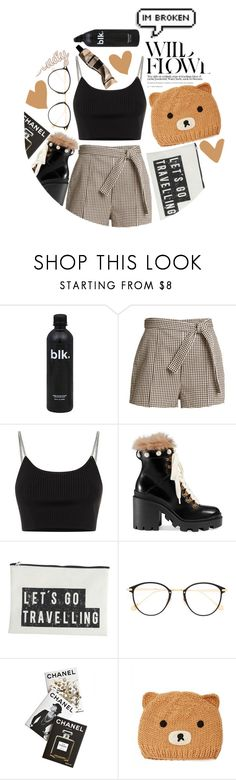 """""""Untitled #134"""" by fiona137 ❤ liked on Polyvore featuring Zimmermann, Alexander Wang, Gucci, House Doctor, Frency & Mercury, Assouline Publishing, Forever 21 and Aesop"""