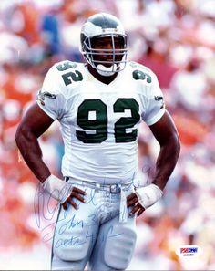 d760e2ee89c Reggie White Autographed 8x10 Photo Philadelphia Eagles PSA DNA
