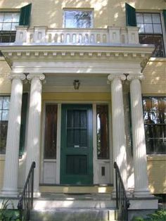 The Emily Dickinson Museum: Homestead and Evergreens in Amherst, Massachusetts