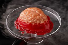 How to make a Brain Jello with blood