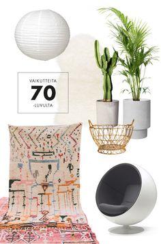 70's interior wibes / Kotilo Interior, Eggs, Indoor, Interiors
