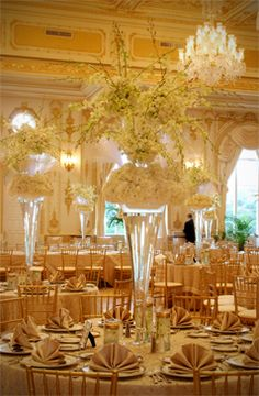 Cheap Chair Covers And Sashes Girly Desk 175 Best Centerpiece - Trumpet Vase Images | Trumpet, Wedding Centerpieces, Diy Centerpieces