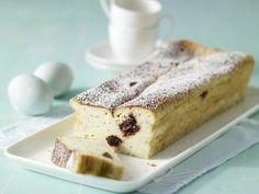 Kirsch-Käsekuchen mit Mohn und Vanille: eine fettarme und verlockende Variante für alle, die von Käsekuchen einfach nie genug bekommen können.