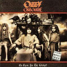 Há 24 anos atrás, Ozzy Osbourne lançava seu 8º disco solo, No Rest For Te Wicked e apresentava ao mundo o jovem guitarrista Zakk Wylde!