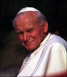 Pope John Paul II (Karol Józef Wojtyła) (Anglicised: Charles Joseph Wojtyla) was born in the Polish town of Wadowice.