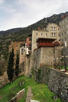 15th Century, Our Lady, Greece, Sky, Mansions, House Styles, Building, Image, Beautiful Things
