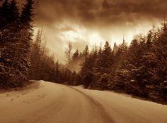 British Columbia's Powder Highway