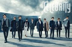 EXO grace the cover of January 2015 issue of 'The Celebrity' | http://www.allkpop.com/article/2014/12/exo-grace-the-cover-of-january-2015-issue-of-the-celebrity