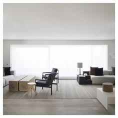 Vincent Van Duysen - DRD Apartment [Belgium, 2016]